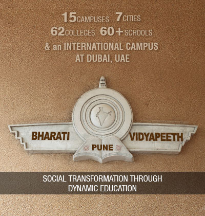 15 Campuses, 7 Cities, 60+Schools, 60 Colleges and International Campus at Dubai, UAE